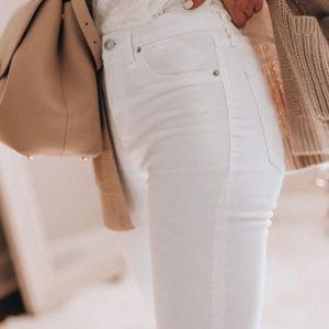 Talbots Flawless 5 pocket Slim Ankle Jeans, 4